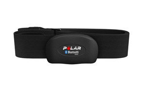 polar h7 bluetooth heart rate sensor & fitness tracker