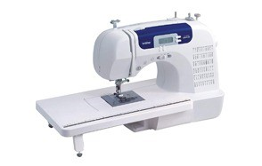 brother sewing and quilting machine, cs6000i