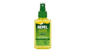 repel plant based lemon eucalyptus insect repellent
