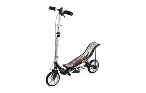 spacescooter push board teeter totter kids scooter