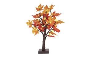 twinkle star tabletop lighted maple tree