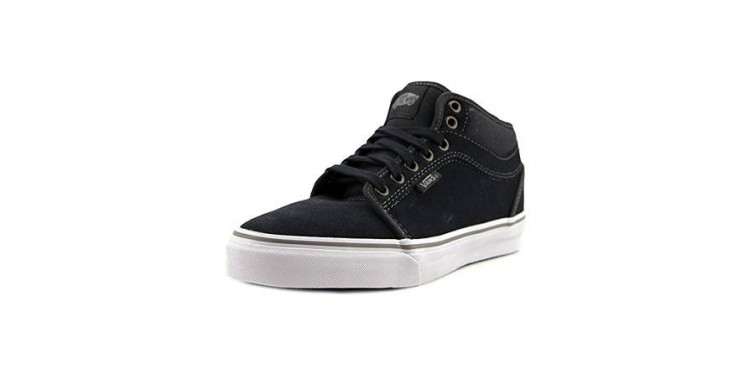 chukka midtop ankle-high suede fashion sneaker