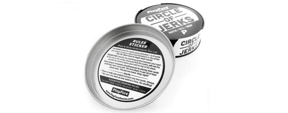 circle of jerks