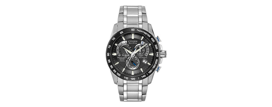 citizen eco-drive perpetual chronograph atomic