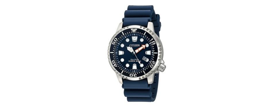 citizen eco-drive promaster diver watch