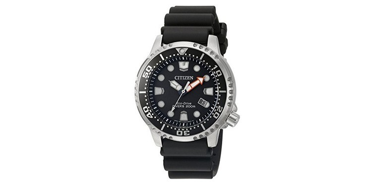 citizen mens promaster diver analog watch