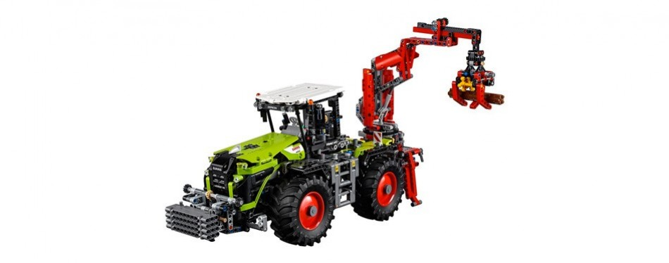 claas xerion 5000 tractor vc