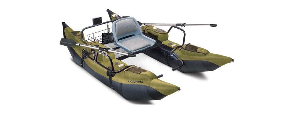 bateau ponton gonflable colorado accessoires classiques