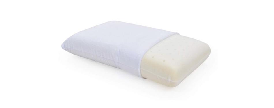 classic brands conforma ventilated memory foam pillow