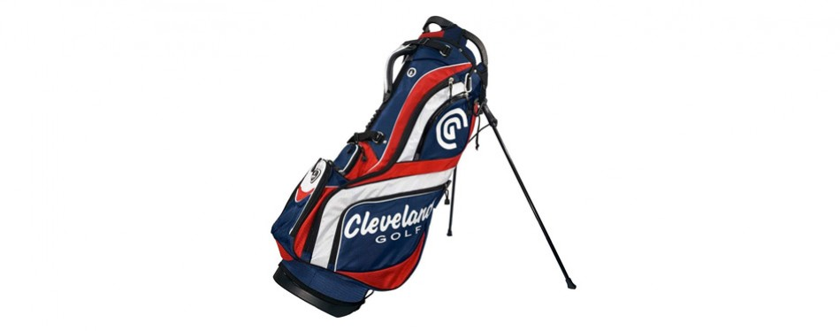 cleveland golf cg stand golf bag