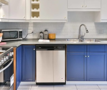 clever hacks that'll help you make the most of your tiny kitchen