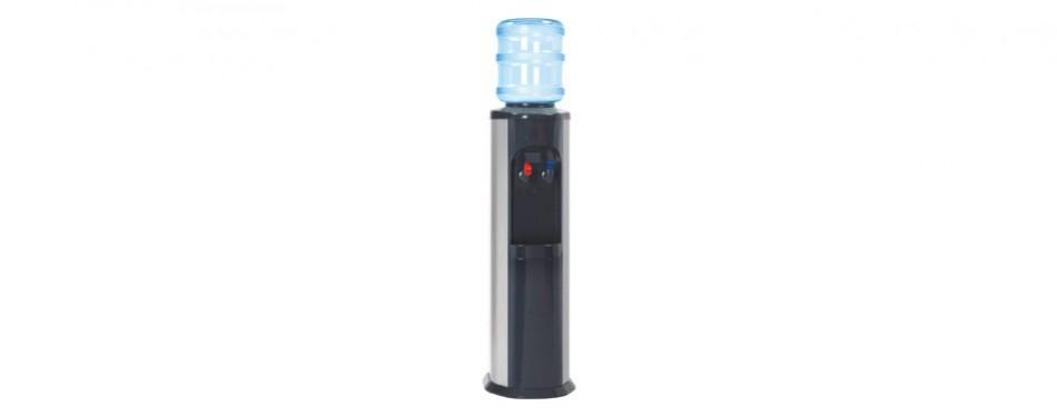 clover hot/cold bottled water dispenser
