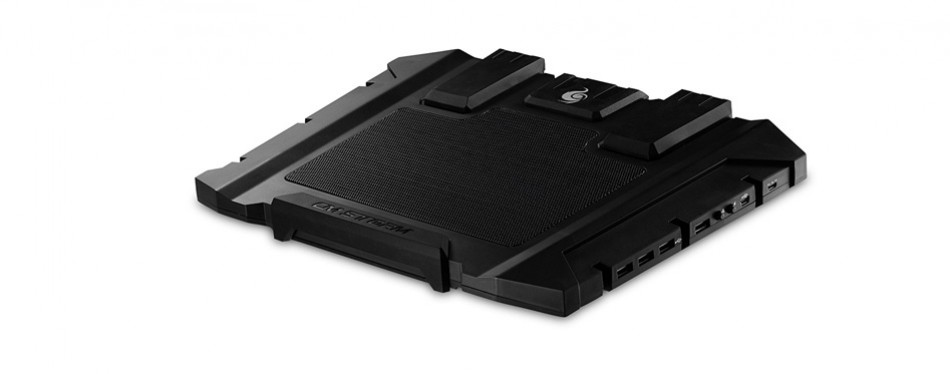 cm storm sf-15 gaming laptop cooling pad