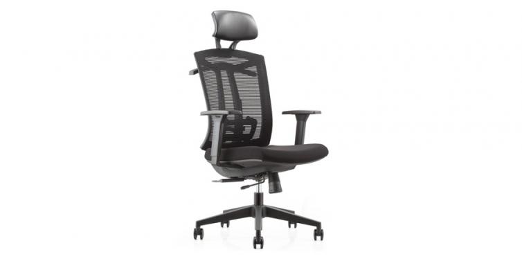 CMO Ergonomic Mesh-Back Gaming Chair