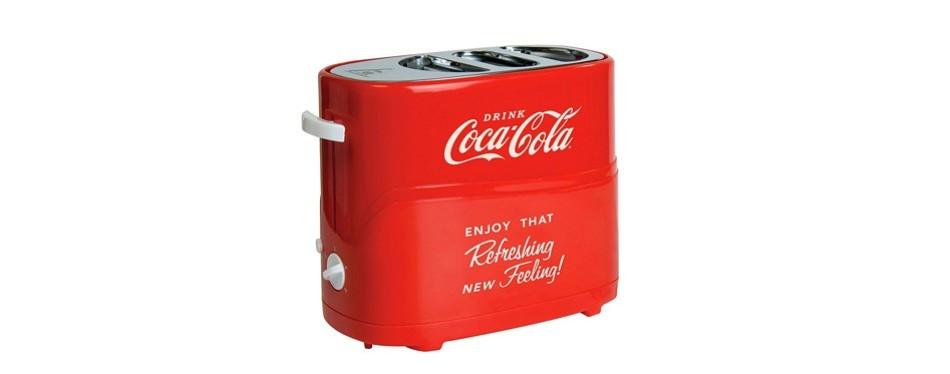 coca cola hot dog toaster