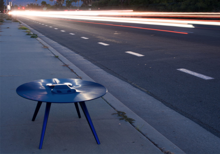 Discommon Coffee Table