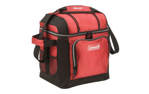 Coleman 30-Can Soft Cooler with Hard Liner