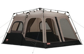 Coleman 8-Person Instant  sc 1 st  Gear Hungry : best value 4 man tent - memphite.com