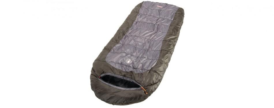 coleman big basin extreme sleeping bag