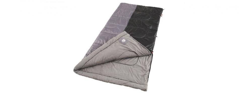 coleman biscayne sleeping bag