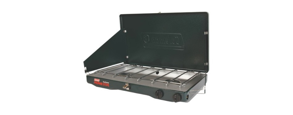 coleman classic propane camping stove