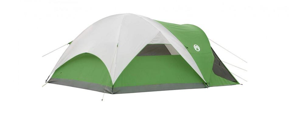 coleman evanston dome tent