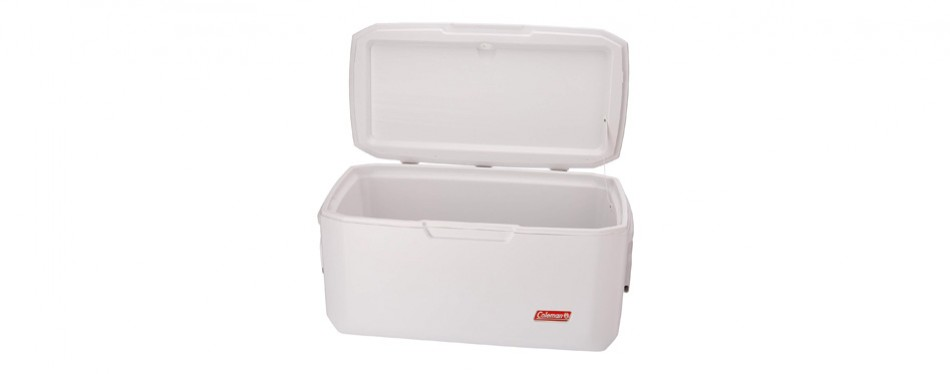 coleman marine portable cooler for camping