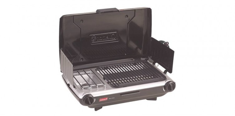 Coleman Perfect Flow Grill Stove