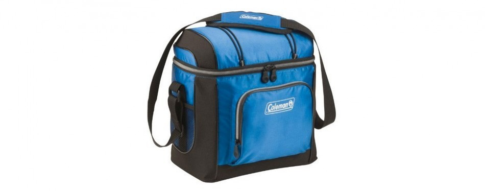 coleman soft collapsible 16-can cooler