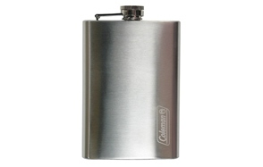 Coleman Stainless Steel 8-Oz. Flask