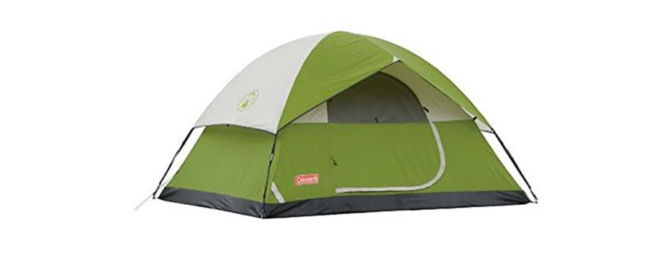 coleman sundome 9 dome tent
