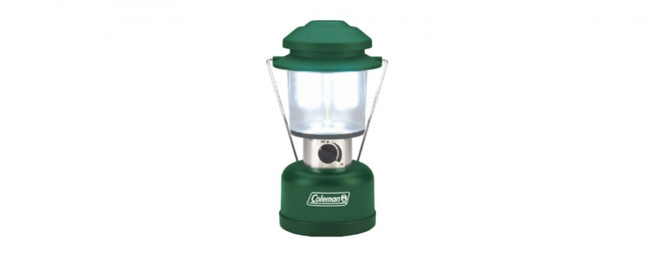 coleman twin led