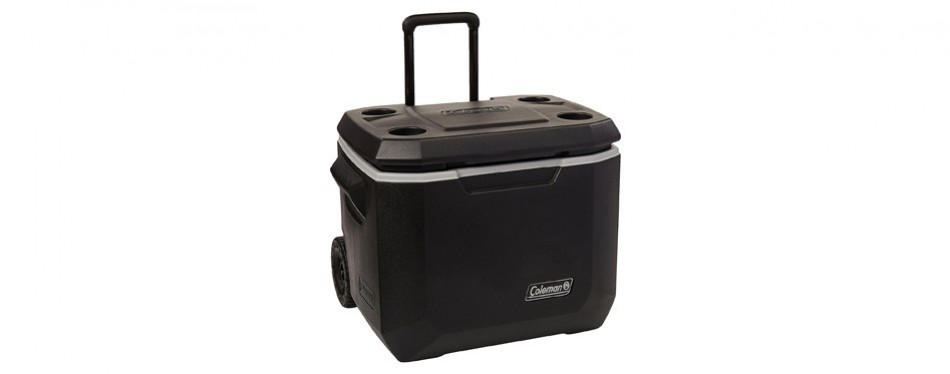coleman xtreme series wheeled cooler