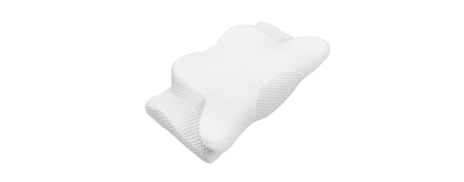 colisum cervical memory foam pillow