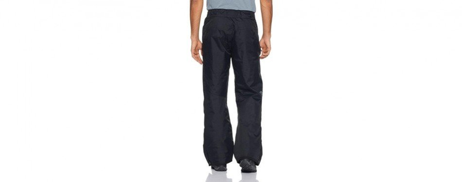 columbia men's bugaboo ii ski pants