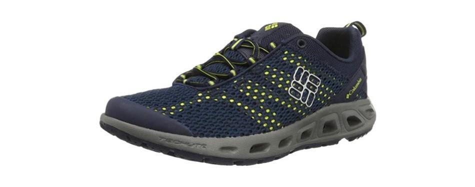 columbia men's drainmaker iii water shoe