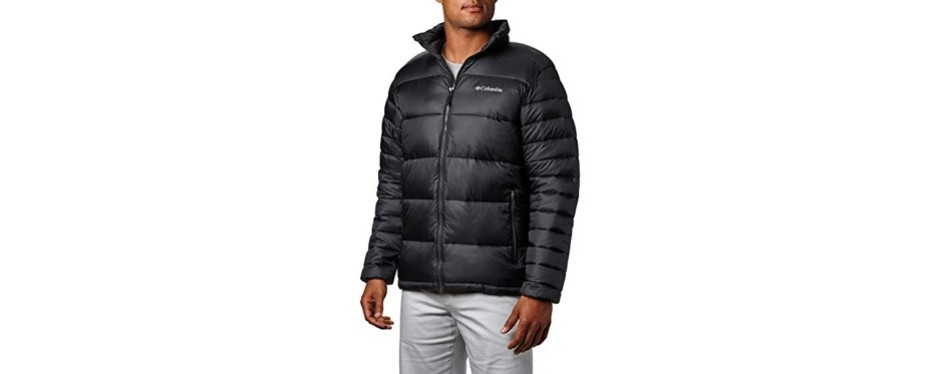 columbia men's frost fighter insulated winter jacket