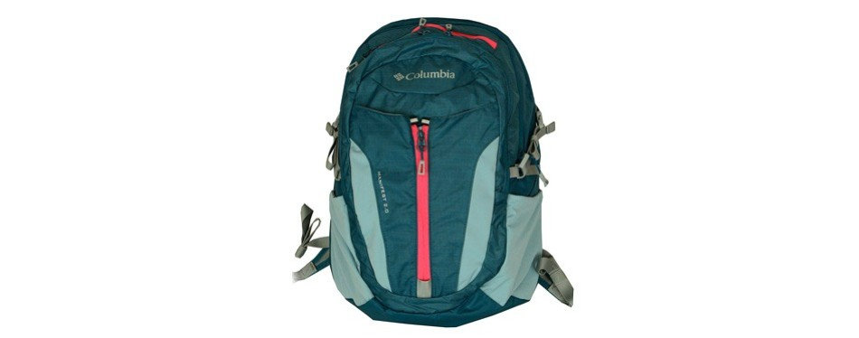 columbia omni-shield manifest day laptop backpack