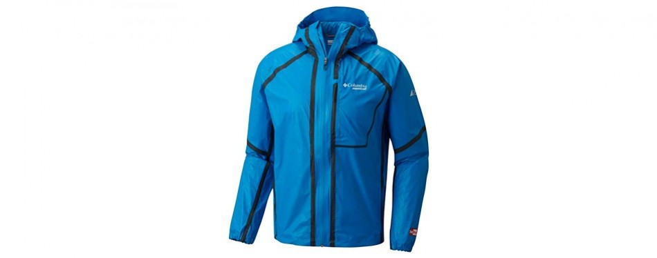 columbia outdry ex caldorado shell jacket