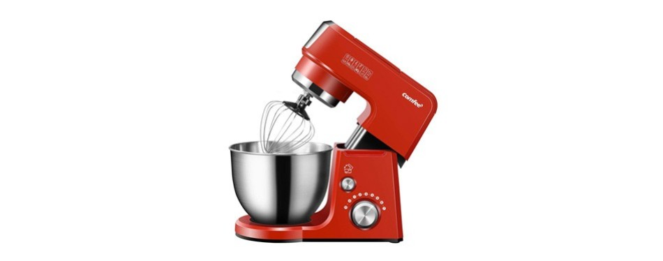 comfee 2.6qt7-in-1 multi-functional stand mixer