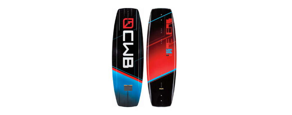 connelly reverb 2017 factory wakeboard
