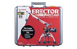 construction and motorized building set