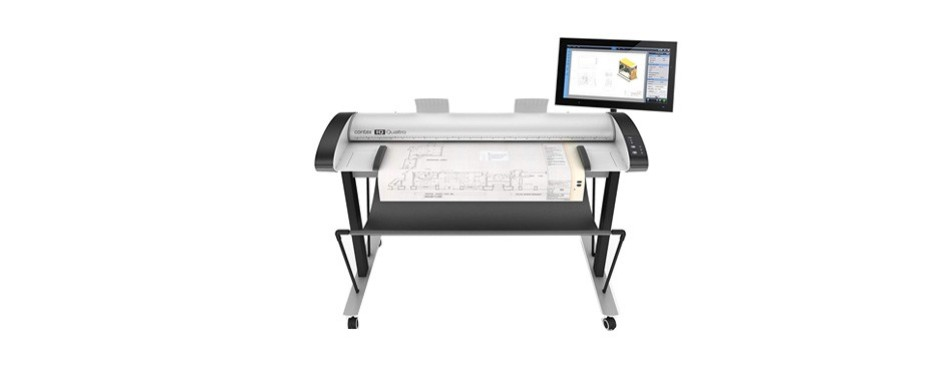 contex sd one+ 36-inch large format sheetfed scanner