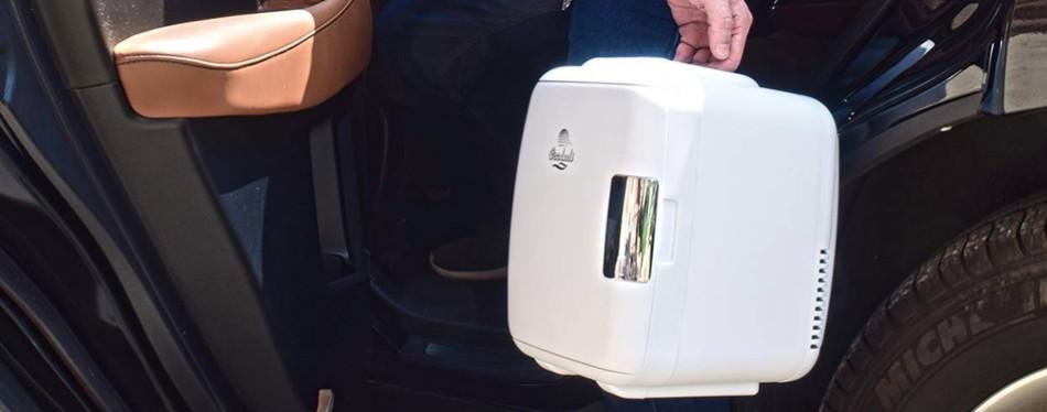 cooluli mini fridge electric cooler