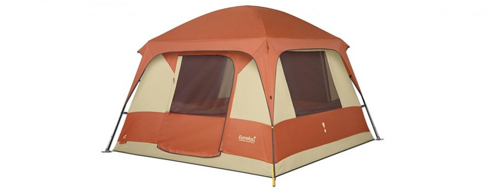 copper canyon six-person eureka tent