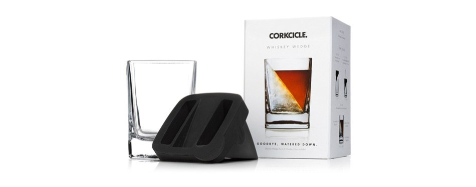 corcicle whiskey wedge
