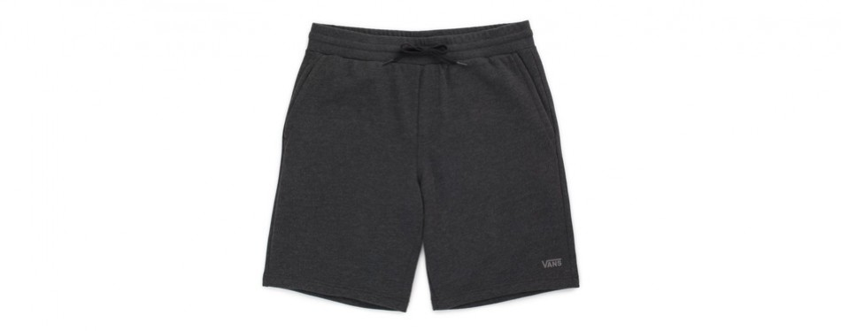 core basic fleece short from vans