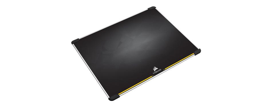 corsair dual-sided aluminum gaming mouse pad