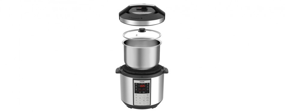 cosori 8-in-1 electric pressure cooker 6 qt