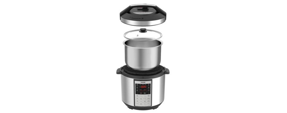 cosori 8-in-1 electric pressure cooker 6 qt
